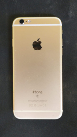 IPhone 6s Gold - Foto 4