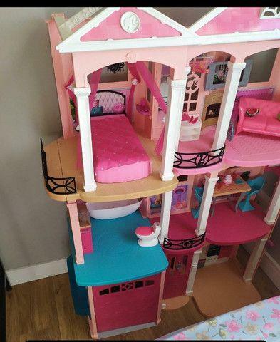 Mansão da Barbie