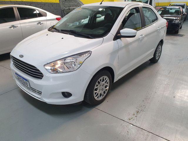 Ford ka+ se 1.5 sedan novo impecavel  - Foto 2