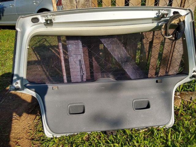 Portas e capo traseiro de polo hatch 2006 $ 700,00 TUDO - Foto 4