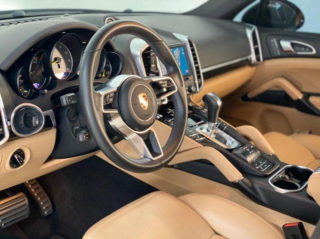 Porsche Cayenne S Platinum Ed e-hybrid 2018 leia o anúncio todo - Foto 8