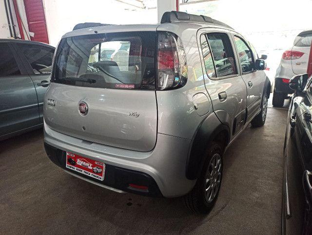 Fiat Uno Way 1.0 Flex 6V 5p manual - Foto 6