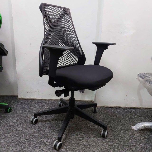 Cadeira Presidente Bix
