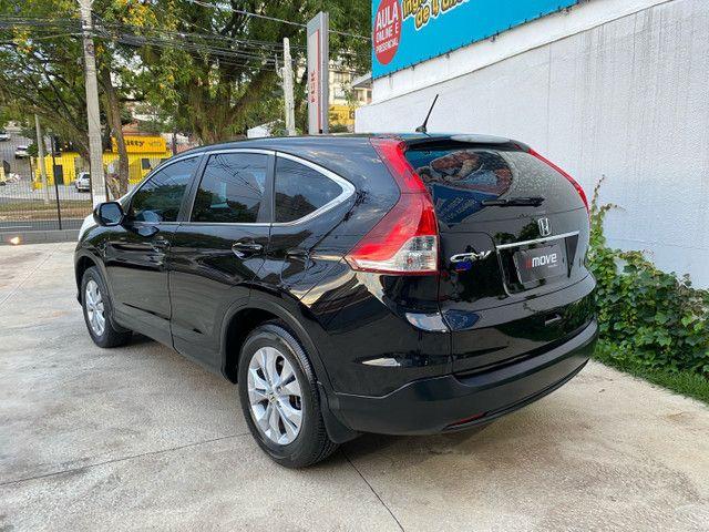 Honda CRV LX 2.0 FLEX Único dono. Linda. - Foto 5