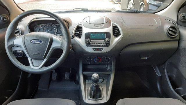 2. Ford KA + Sedan SE C 1.0 - Oportunidade - Foto 7