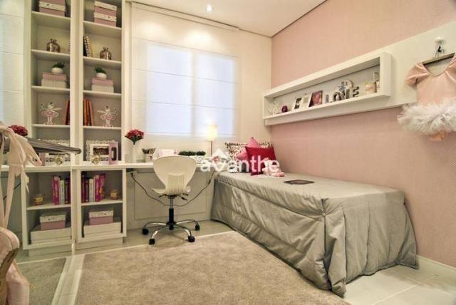 Apartamento com 3 dormitórios à venda, 74 m² por R$ 317.000 - Santa Isabel Zona Leste - Te - Foto 8