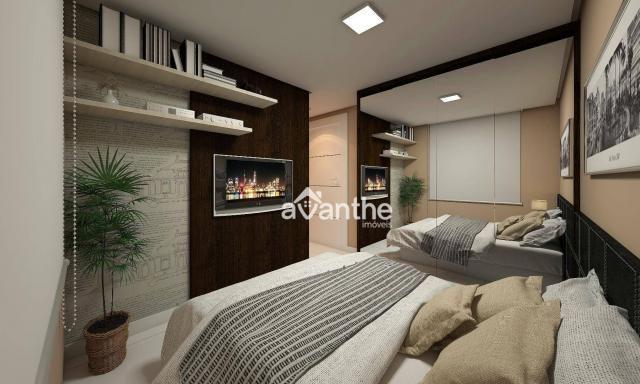 Apartamento com 3 dormitórios à venda, 66 m² por R$ 261.534,00 - Socopo Zona Leste - Teres - Foto 9