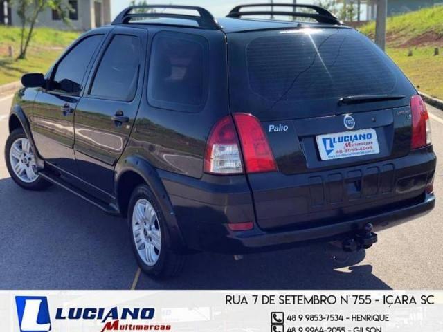 Fiat Palio Week. Adv/Adv TRYON 1.8  - Foto 6