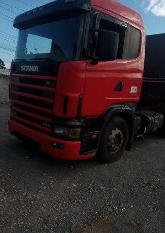 Scania 124 360 6x2 2004 - Foto 4