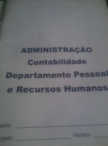 Livro sobre Administração, RH e Noções de Contabilidade - Foto 2