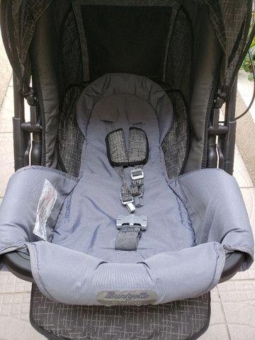 Carrinho de passeio + ninho neonato - Foto 4