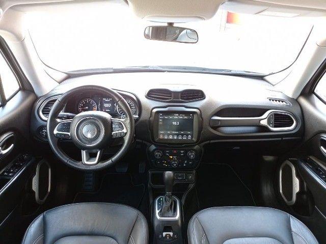 Jeep Renegade Longitude 1.8 Flex 16V Aut. - 2020 - Revisado Concessionaria - Foto 8