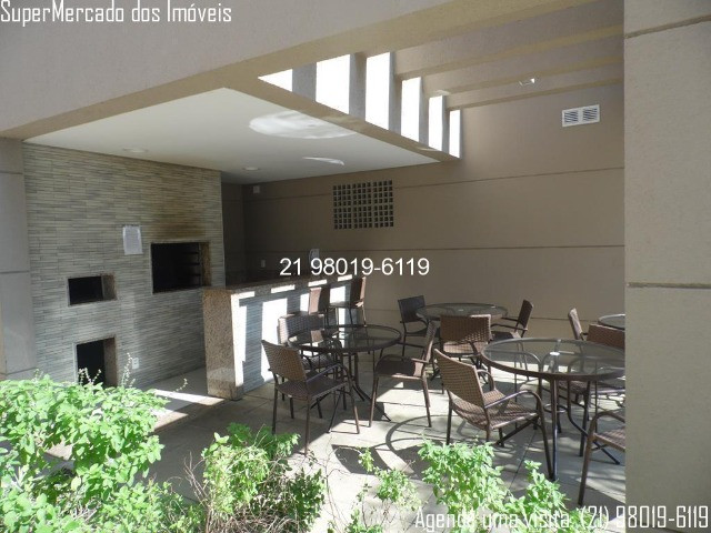 Financia até 90%: Apartamento no Up Barra, 3 quartos, 70m, 10º and, perto do novo shopping - Foto 15