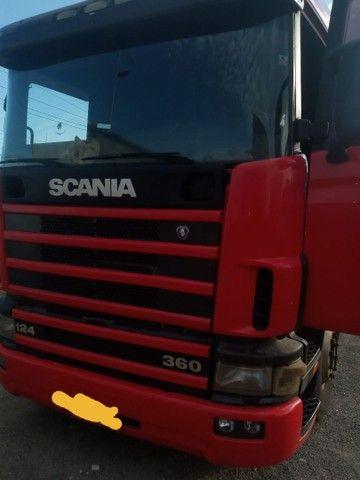 Scania 124 360 6x2 2004 - Foto 12