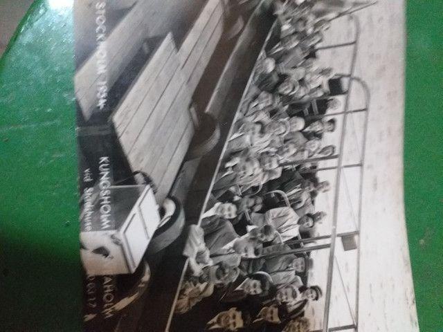 Postal 1954 Estocolmo Suécia  - Foto 5