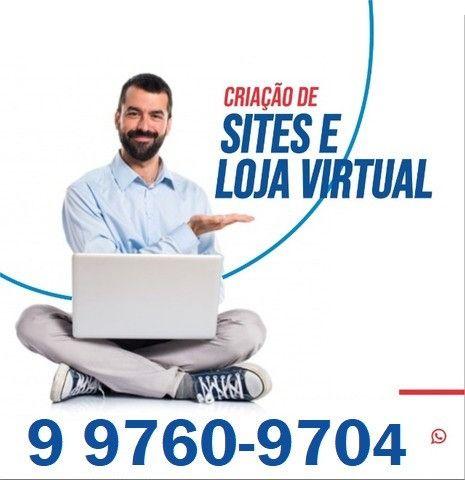 Criação De Site Profissional e Responsivo Para Seu Negócio