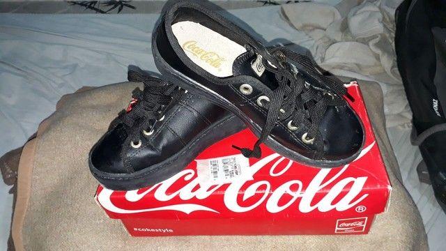 Tênis coca-cola - Foto 3