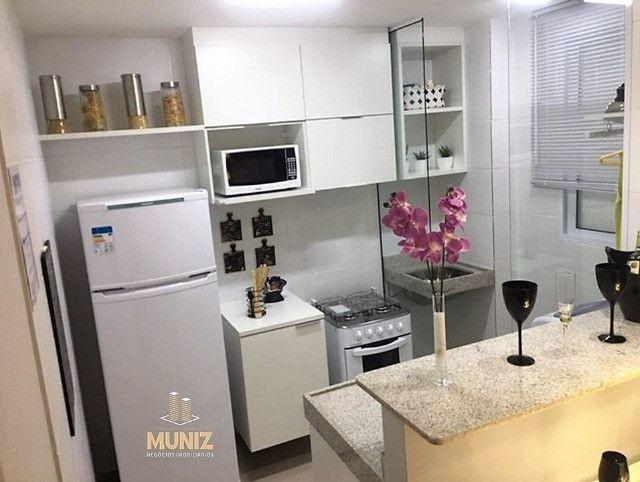 K Residencial Pontal da Enseada, Olinda, Fragoso, Apartamento 2 Quartos com Lazer! - Foto 8