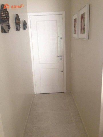 Apartamento diferenciado, 01 suíte + 01 dormitório, 01 vaga de garagem privativa, no Edifí - Foto 2
