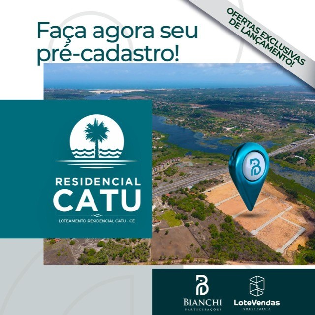 Loteamento residencial Catu, às margens da CE-040 ! - Foto 5