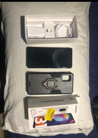 Samsung Galaxy A31 com garantia, nota fiscal, sem defeitos. SOU CONTA VERIFICADA - Foto 5