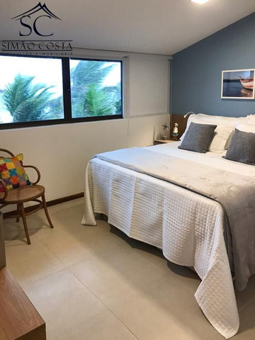 Luxuoso Bangalô em Muro Alto, no Condomínio Beach Class Eco Life para VENDA - Foto 17