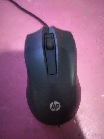 Mouse usado por uma semana semi novo parei de usa pois comprei otro  - Foto 3