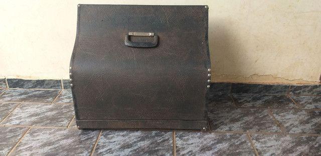 Estojo Case para acordeon 120 baixos - Foto 2