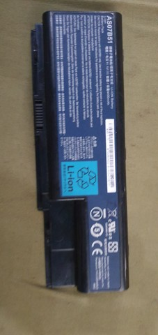 Bateria notebook acer aspire 5920 - Foto 2