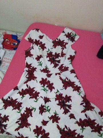 Vestido florido - Foto 2