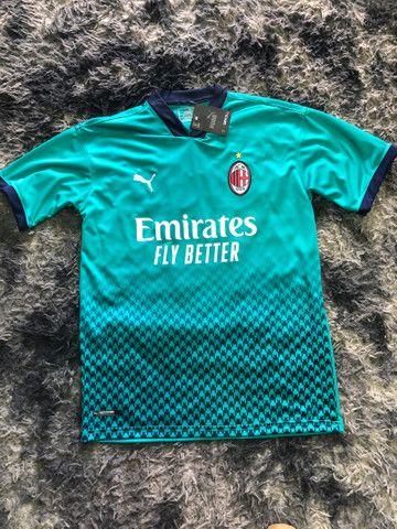 Camisetas de time promoção