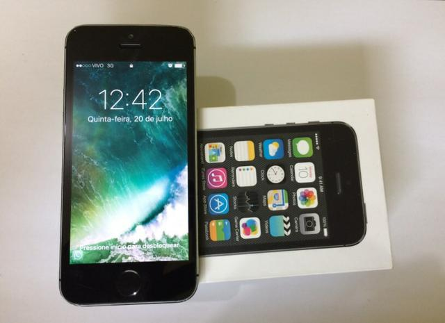Vendo iPhone 5s 16 gigas