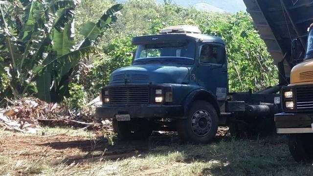 MB 1313 Truck ROUBADO