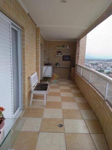 Apartamento residencial à venda, Vila Tupi, Praia Grande. - Foto 7