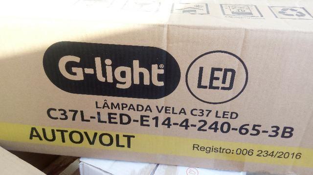 Vendo lampadas led g light 4w materiais de construção e jardim