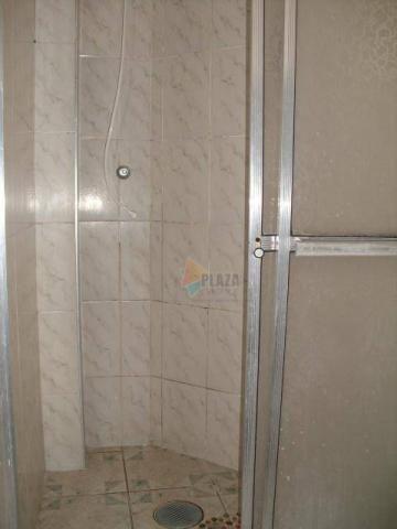 Apartamento para alugar, 90 m² por R$ 1.700,00/mês - Canto do Forte - Praia Grande/SP - Foto 16