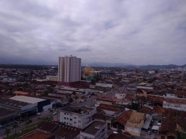 Apartamento residencial à venda, Vila Tupi, Praia Grande. - Foto 10