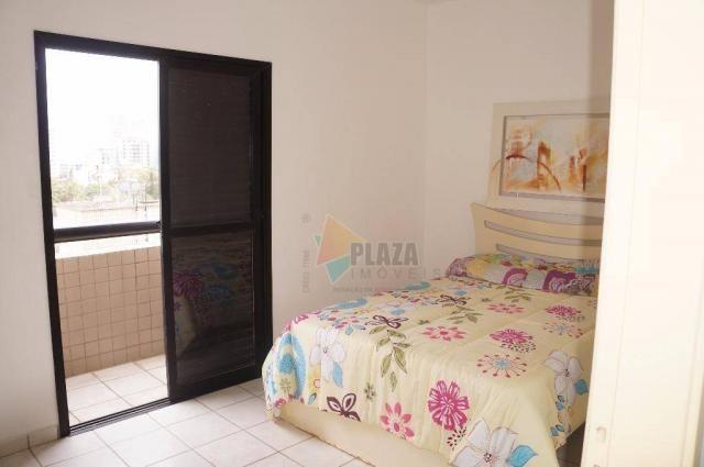 Apartamento com 2 dormitórios à venda, 70 m² por R$ 250.000,00 - Canto do Forte - Praia Gr - Foto 11