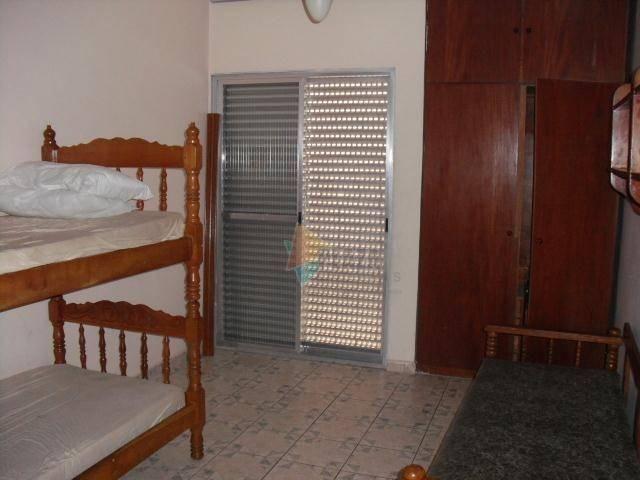Apartamento para alugar, 90 m² por R$ 1.700,00/mês - Canto do Forte - Praia Grande/SP - Foto 9