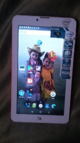 Celular tablet (intel) novinho