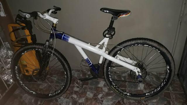 Bike de trilha aro 26