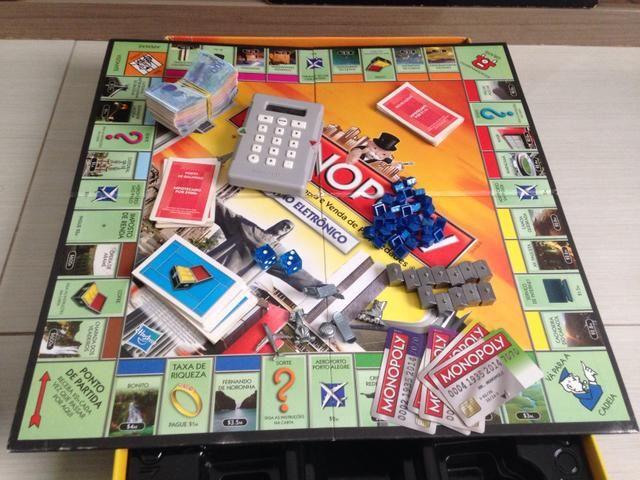 Monopoly completo barato