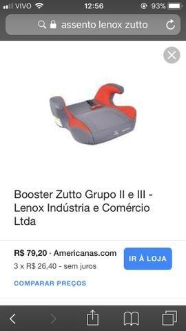 Assento Lenox Zutto