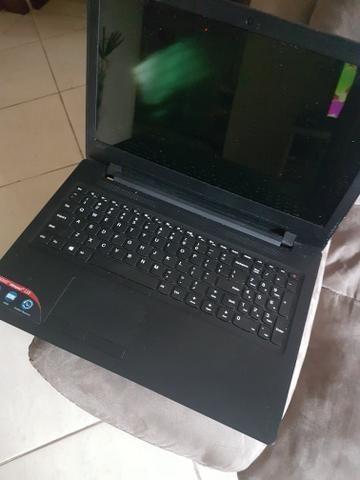 Notebook lenovo em exelente estado quad core 4 gigas 500 hd placa de vídeo 1.190,00