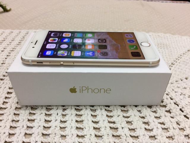 IPhone 6 gold de 16gb