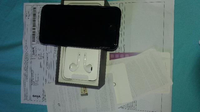 Iphone 8 Space Gray de 64GB - Vendo ou troco