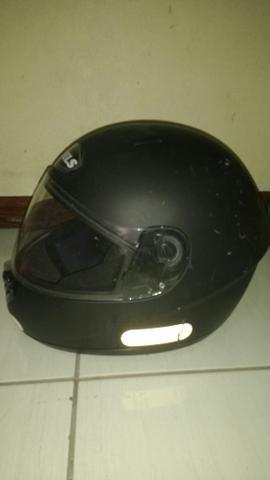 Vendo capacete peels tamanho 58 por 150 pila ou troco por som bom