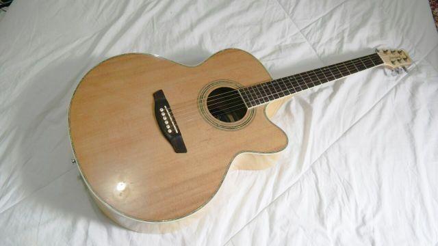 Violão Strinberg Jumbo