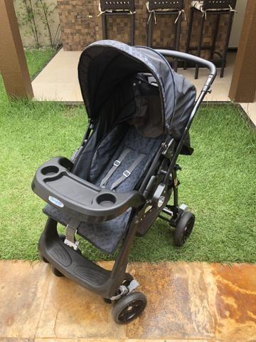 Carrinho de Bebê Burigotto AT6 K - Pouco Usado