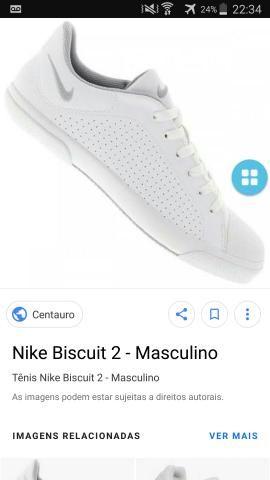 Tênis biscuit Nike